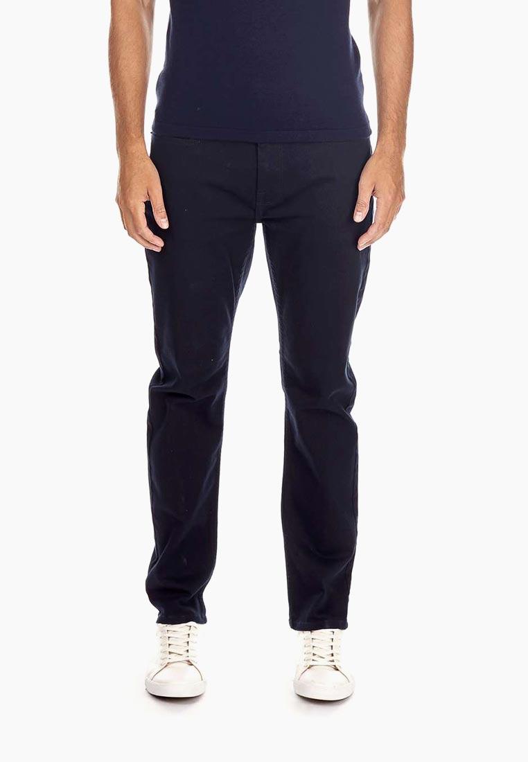 Мужские прямые джинсы Burton Menswear London 12L06LBLU