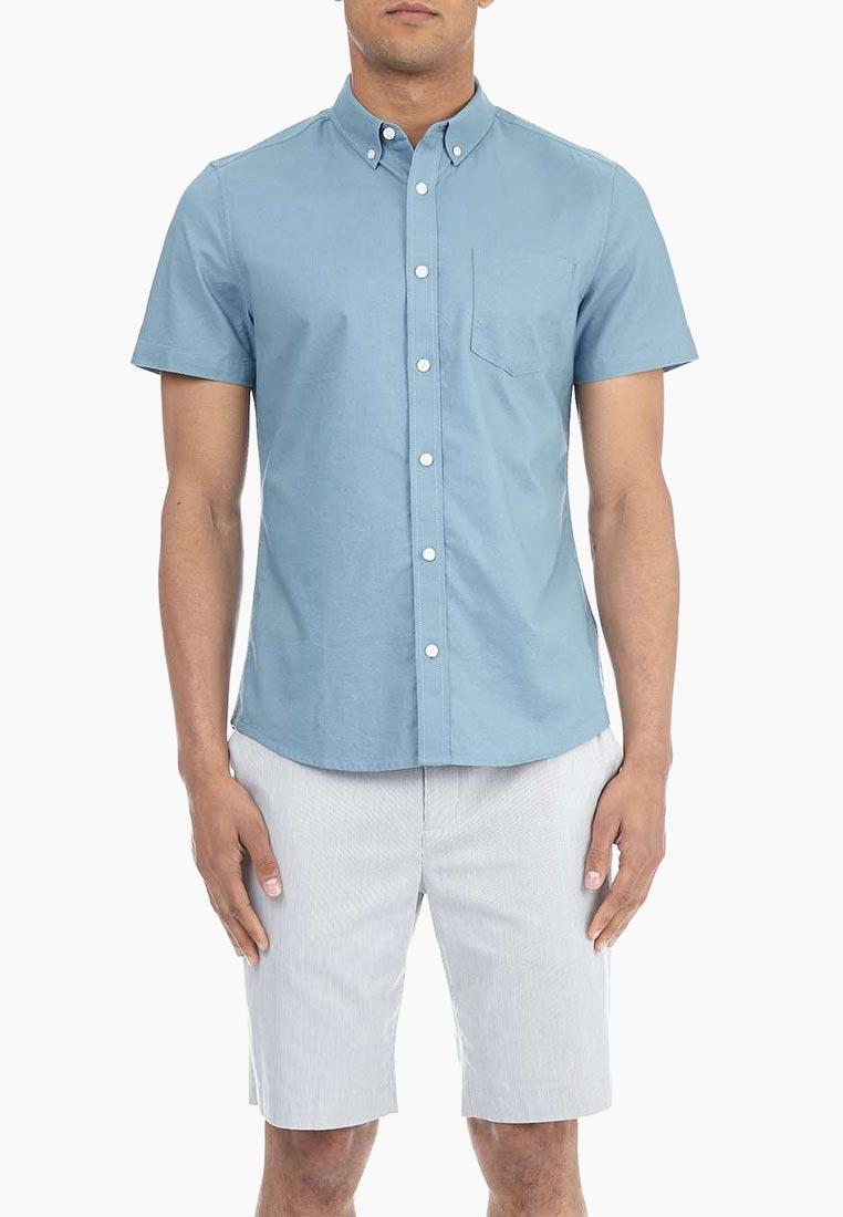 Рубашка с коротким рукавом Burton Menswear London (Бертон Менсвеар Лондон) 22O19MGRN