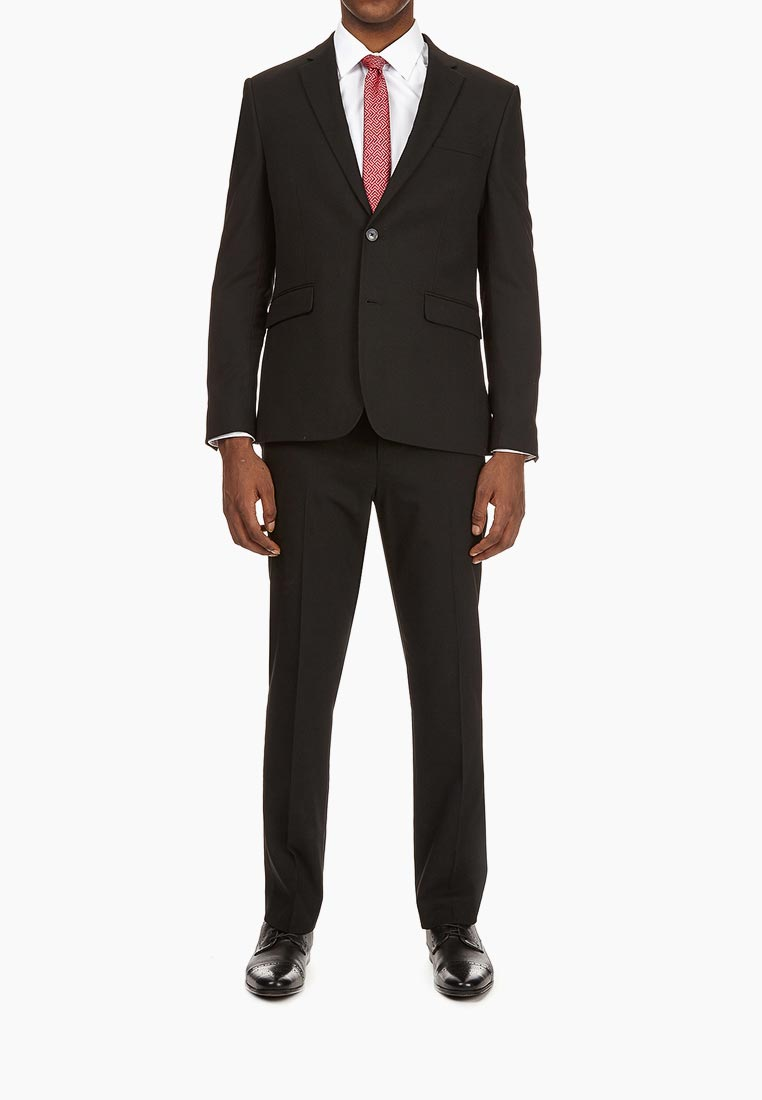 Пиджак Burton Menswear London 02S53LBLK