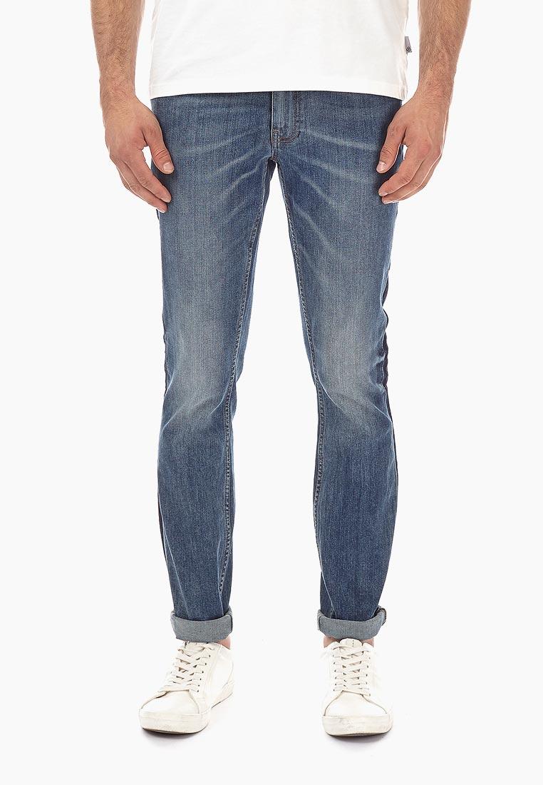 Зауженные джинсы Burton Menswear London 12K09NBLU