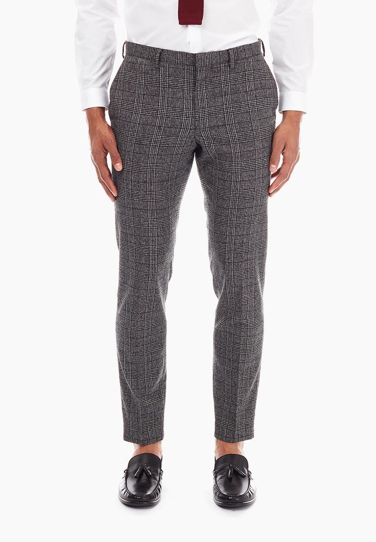 Мужские классические брюки Burton Menswear London 02K16NGRY