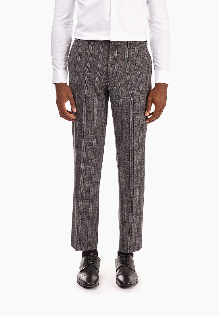 Мужские классические брюки Burton Menswear London 02T08NGRY