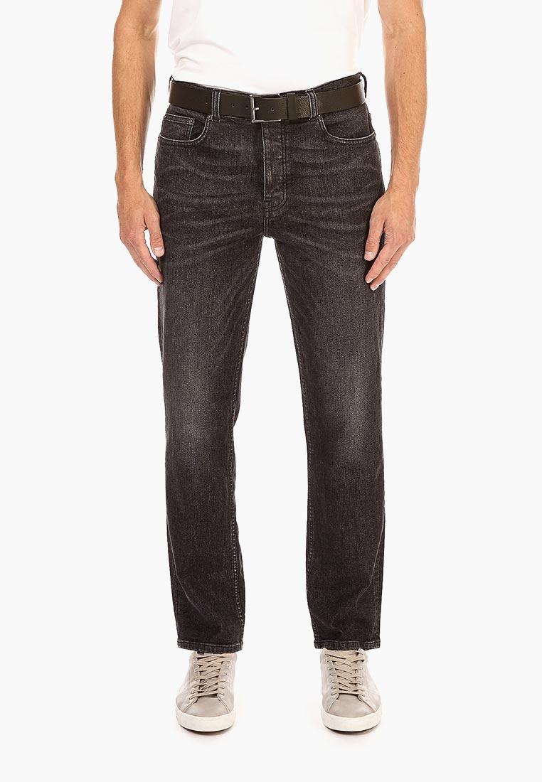 Мужские прямые джинсы Burton Menswear London 12T02NGRY