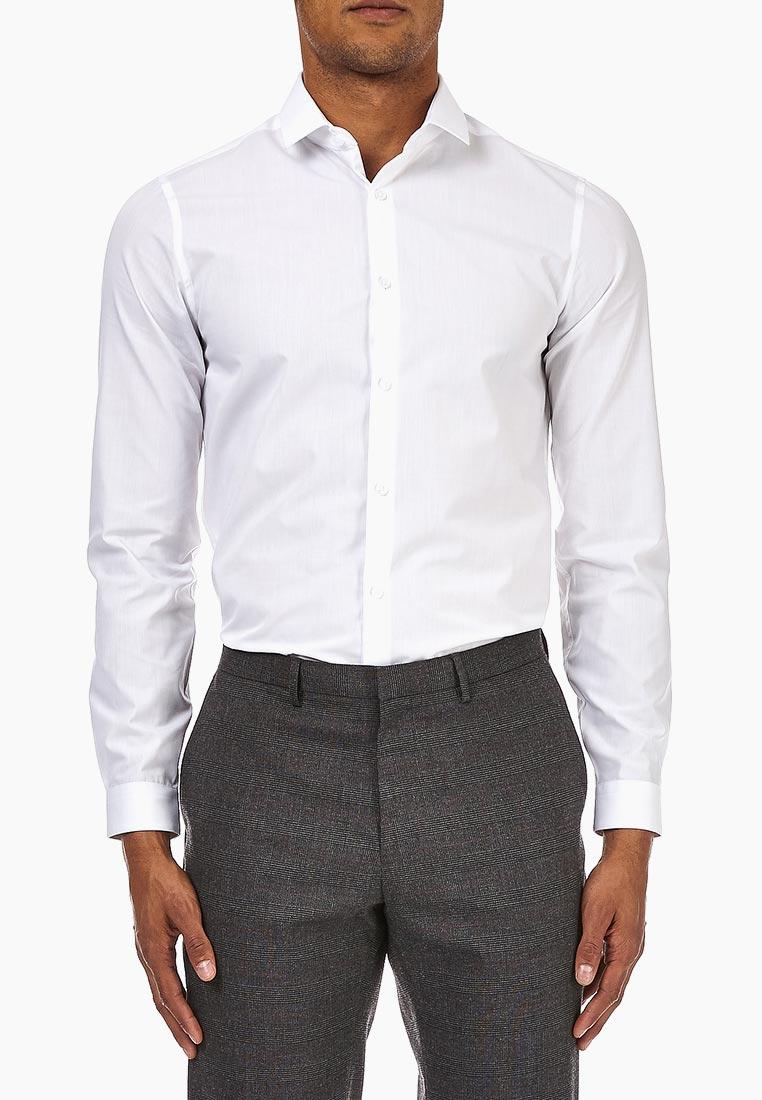 Рубашка с длинным рукавом Burton Menswear London (Бертон Менсвеар Лондон) 19F70LWHT