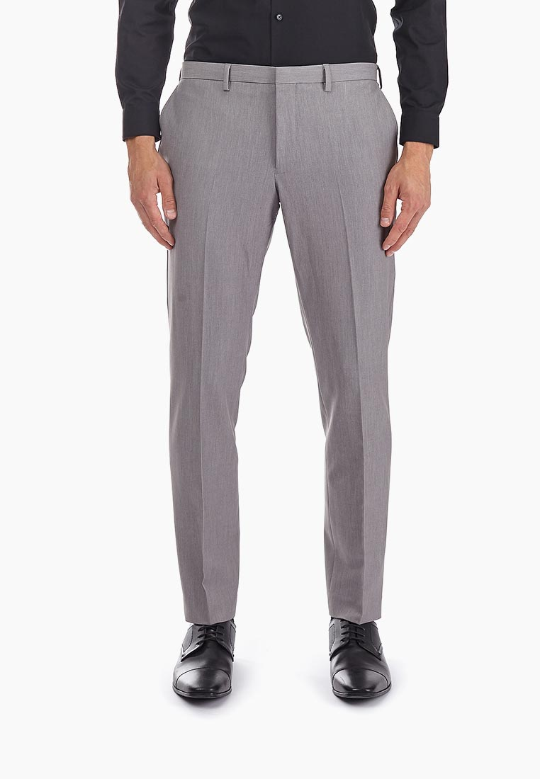 Мужские зауженные брюки Burton Menswear London 02K11NGRY