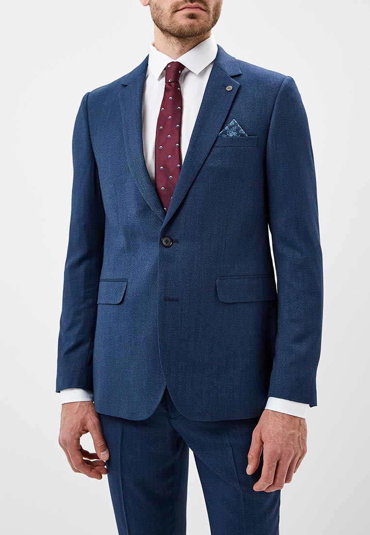 Пиджак Burton Menswear London 02S17NBLU