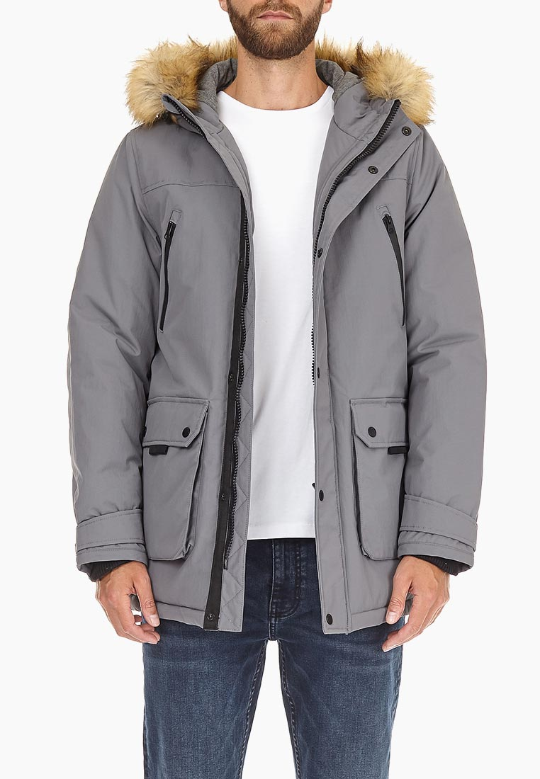 Утепленная куртка Burton Menswear London 06P01NGRY