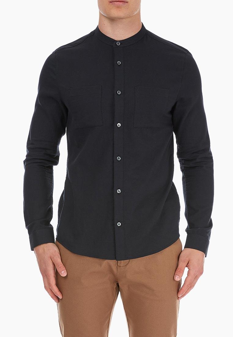 Рубашка с длинным рукавом Burton Menswear London (Бертон Менсвеар Лондон) 22T05MGRY