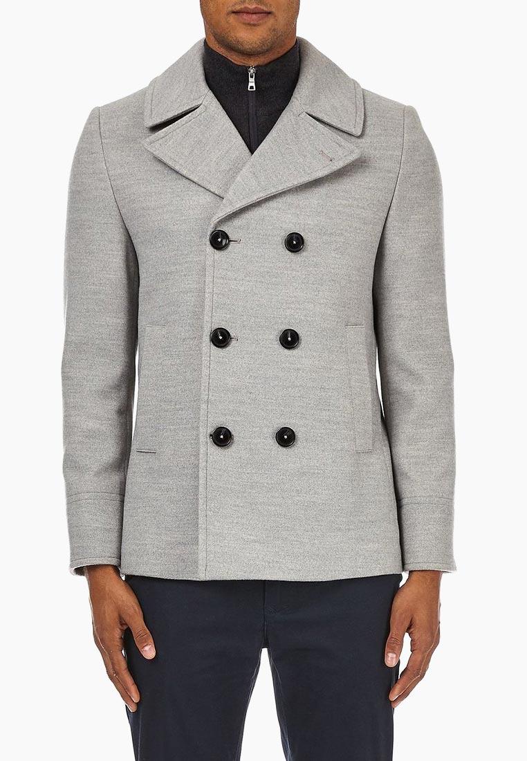 Мужские пальто Burton Menswear London (Бертон Менсвеар Лондон) 06W02MGRY