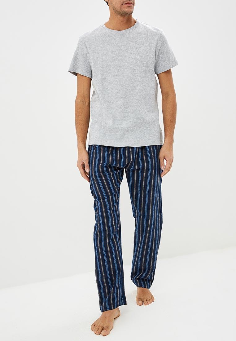 Пижама Burton Menswear London (Бертон Менсвеар Лондон) 35N10MGRY