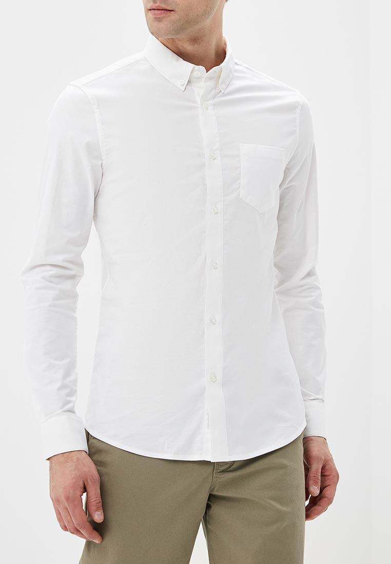 Рубашка с длинным рукавом Burton Menswear London 22O04MWHT