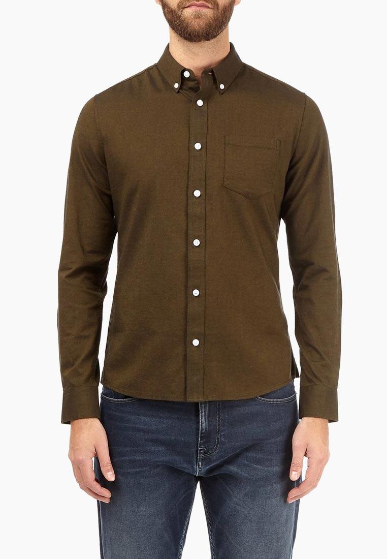 Рубашка с длинным рукавом Burton Menswear London 22O10MGRN