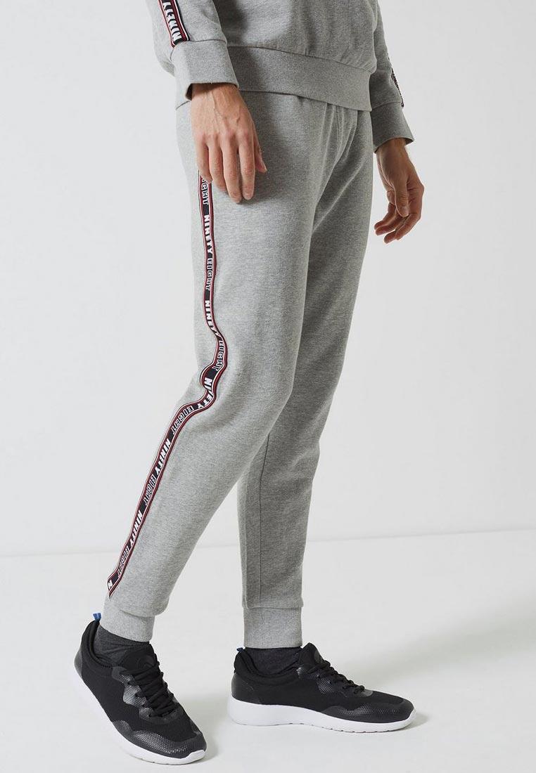 Мужские спортивные брюки Burton Menswear London 23J02NGRY