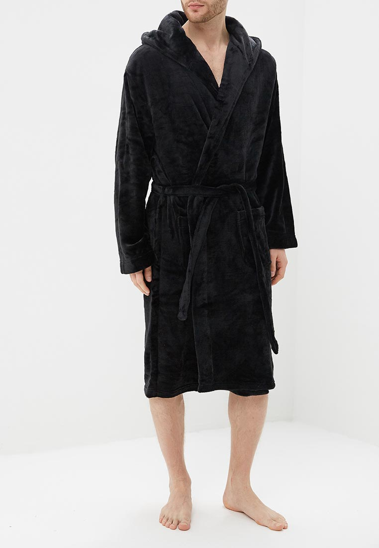Халат Burton Menswear London (Бертон Менсвеар Лондон) 35R02MBLK