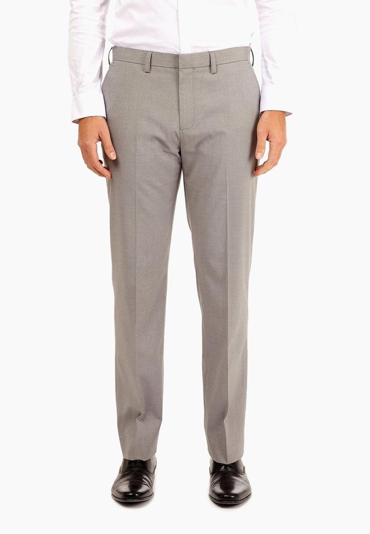 Мужские классические брюки Burton Menswear London 23T04MGRY