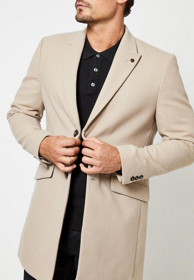 Мужские пальто Burton Menswear London (Бертон Менсвеар Лондон) 06W02NNAT