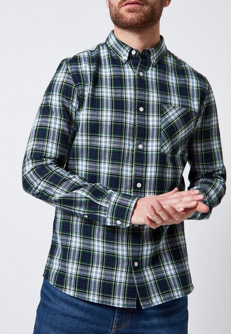 Рубашка с длинным рукавом Burton Menswear London 22C07NGRN