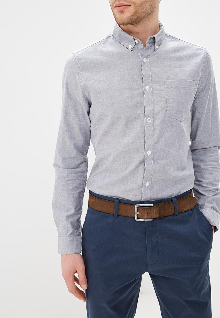 Рубашка с длинным рукавом Burton Menswear London 22O01NGRY
