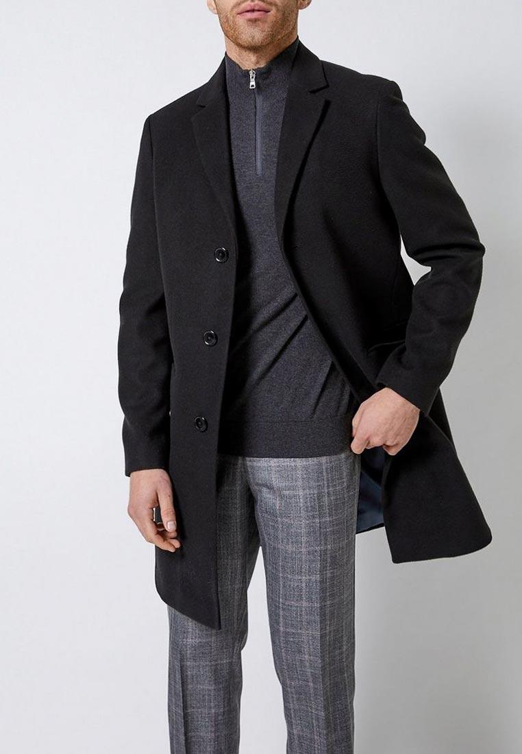 Мужские пальто Burton Menswear London (Бертон Менсвеар Лондон) 06W01OBLK