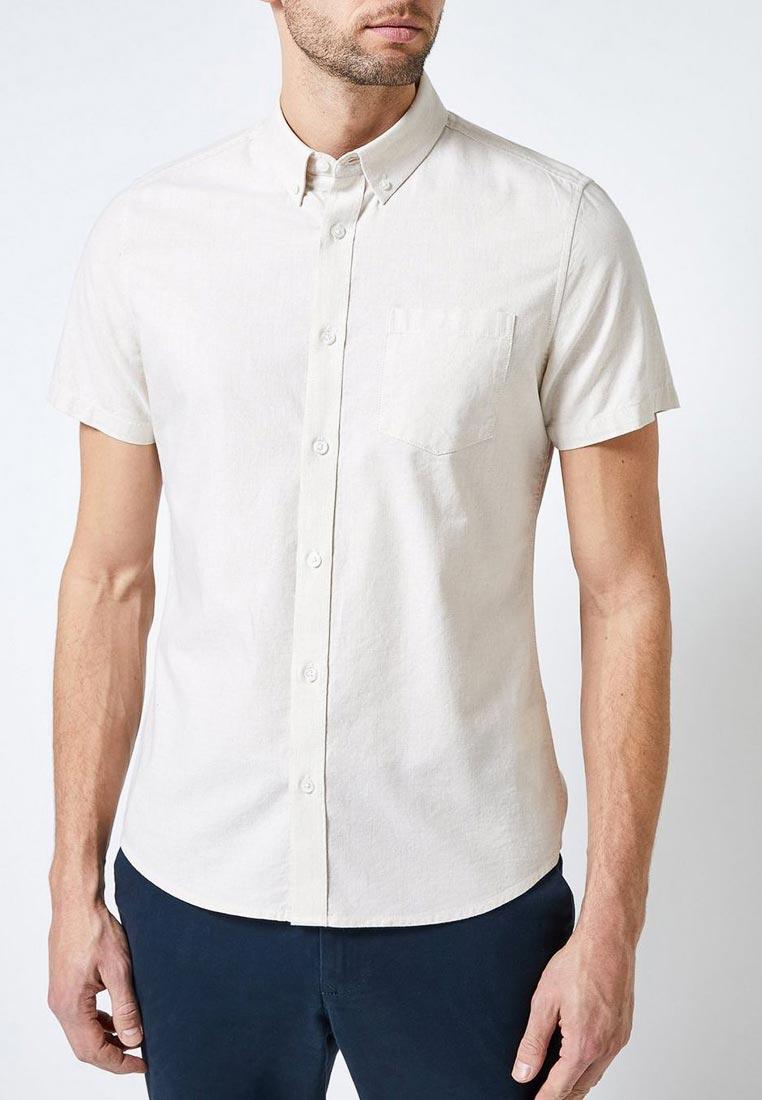 Рубашка с коротким рукавом Burton Menswear London (Бертон Менсвеар Лондон) 22O03ONAT