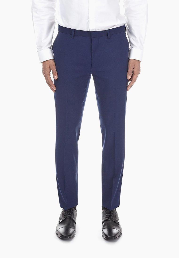 Мужские классические брюки Burton Menswear London 02K31MNVY