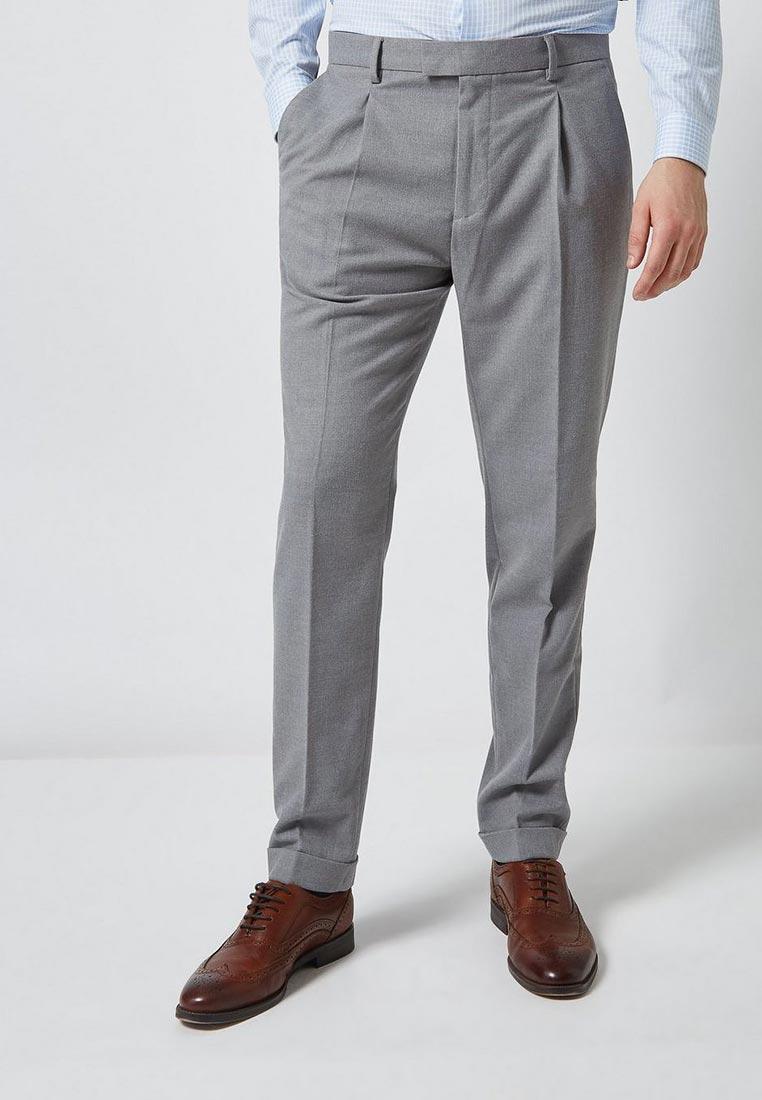 Мужские классические брюки Burton Menswear London 23S23NGRY