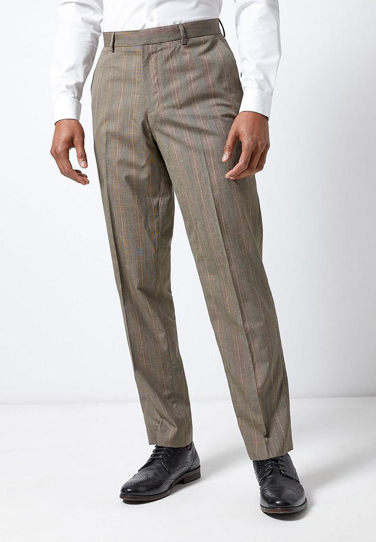 Мужские классические брюки Burton Menswear London 23T01OBRN