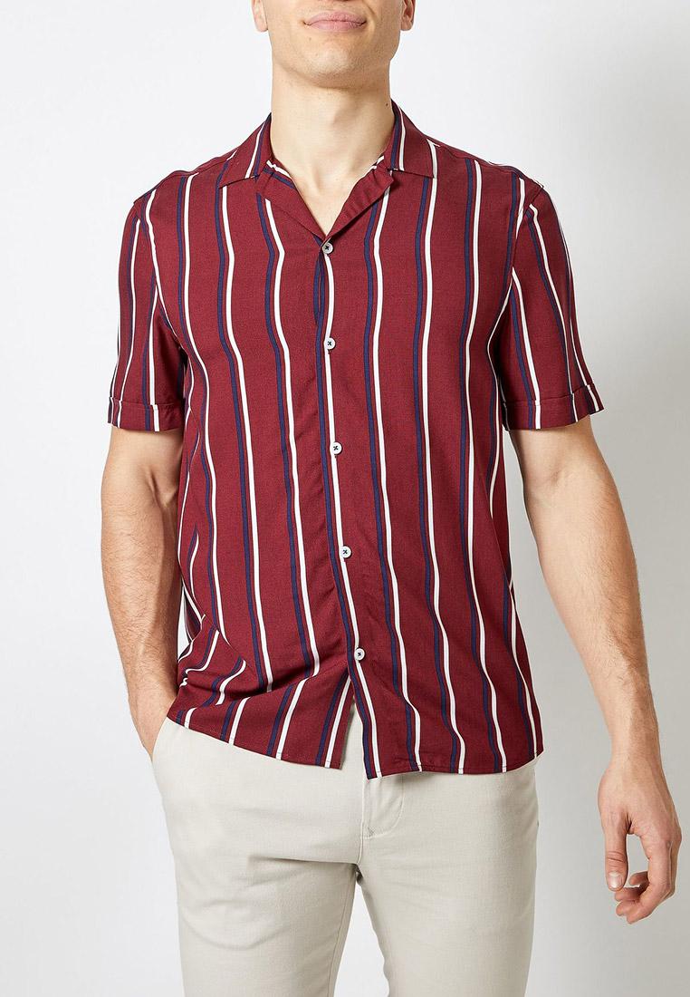 Рубашка с длинным рукавом Burton Menswear London 22S06OBUR