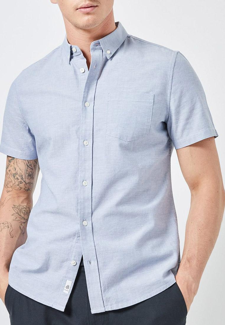 Рубашка с длинным рукавом Burton Menswear London 22O04OBLU