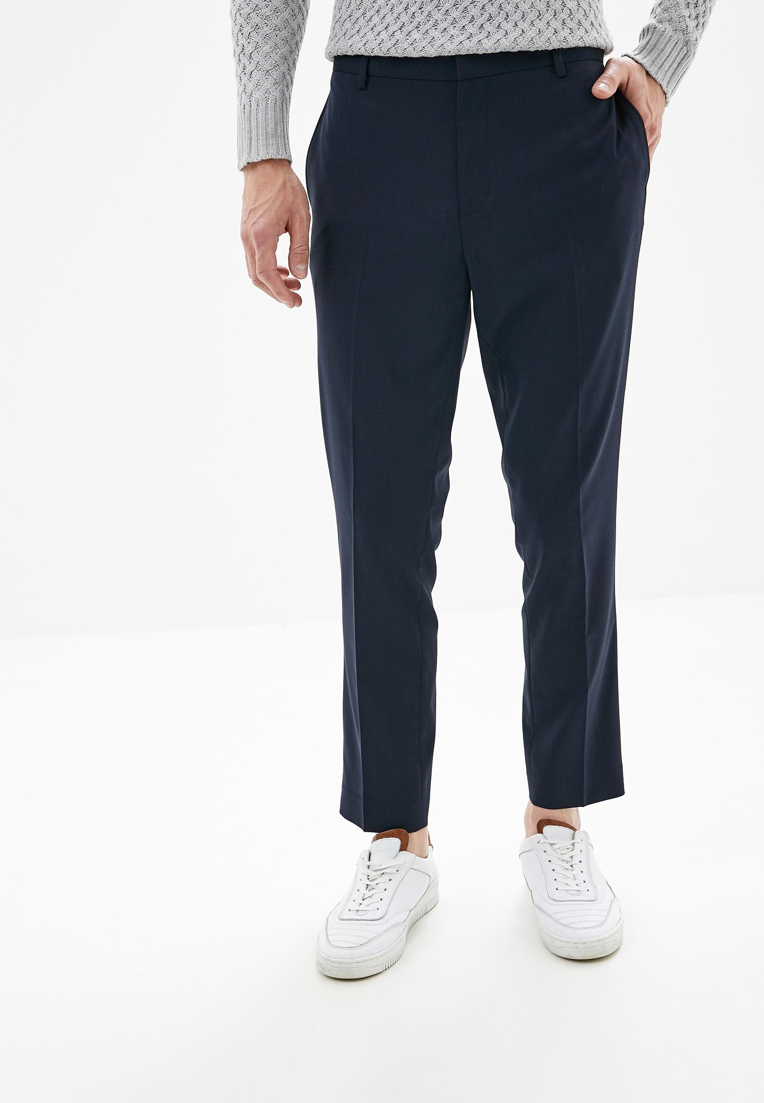 Мужские зауженные брюки Burton Menswear London 02K37PNVY