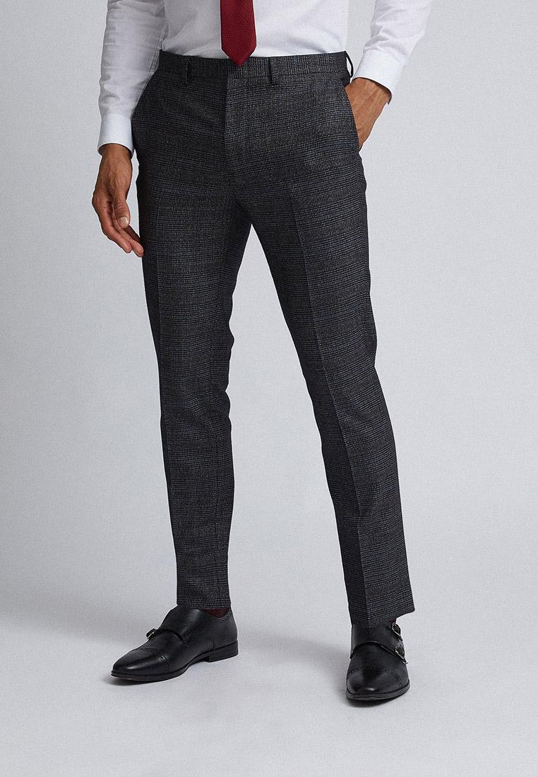 Мужские классические брюки Burton Menswear London 02K64PGRY