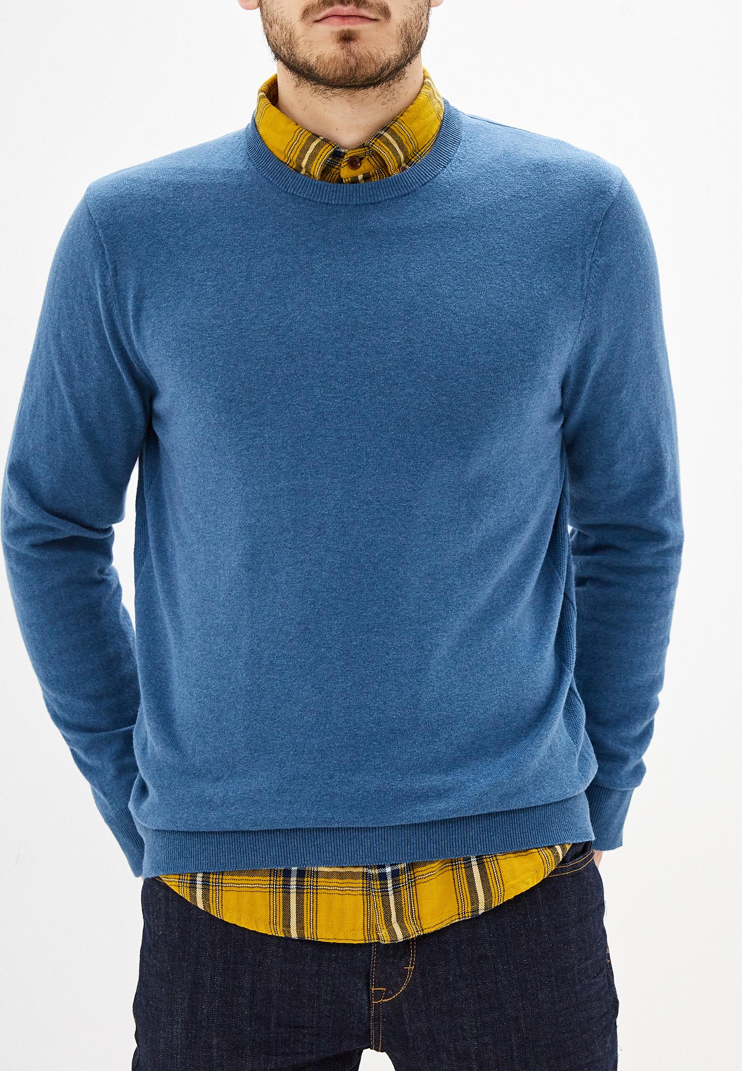 Джемпер Burton Menswear London 27C01PBLU