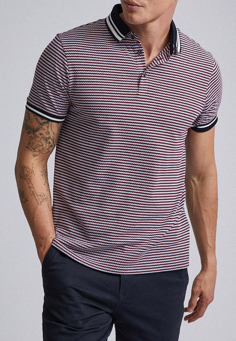 Мужские поло Burton Menswear London 45P12OBUR