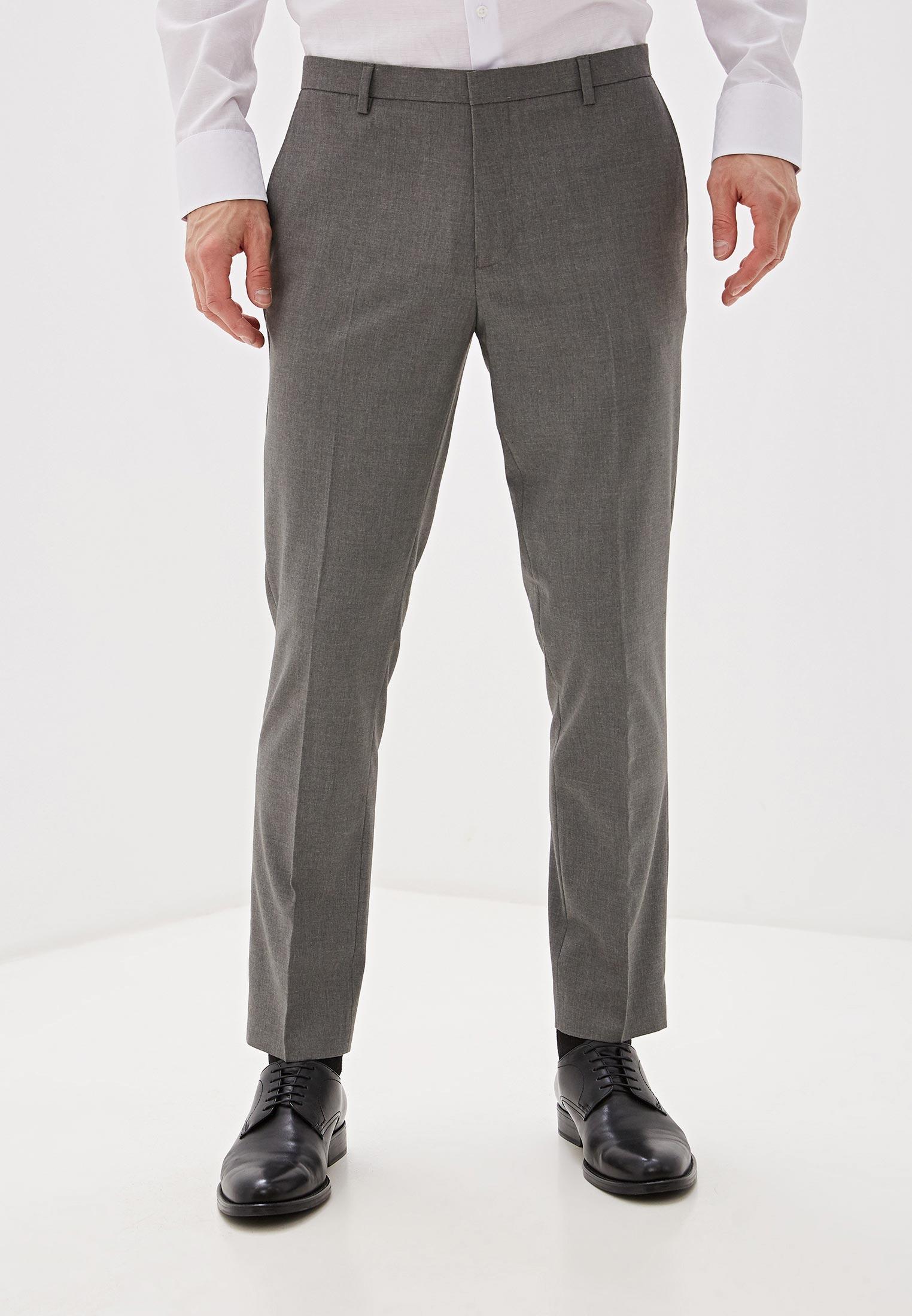 Мужские классические брюки Burton Menswear London 02K95PNVY