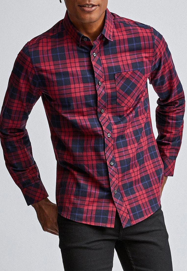 Рубашка с длинным рукавом Burton Menswear London (Бертон Менсвеар Лондон) 22C08PBUR