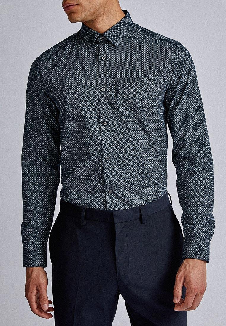 Рубашка с длинным рукавом Burton Menswear London (Бертон Менсвеар Лондон) 19F05PNVY