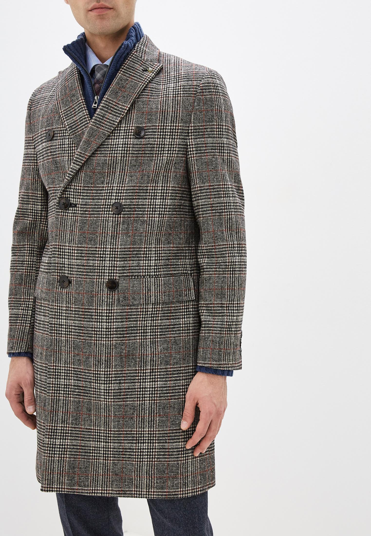 Мужские пальто Burton Menswear London (Бертон Менсвеар Лондон) 06W13PBLK