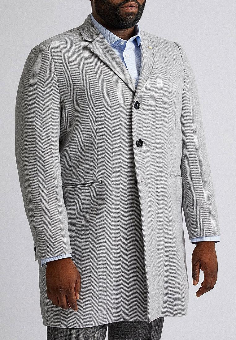 Мужские пальто Burton Menswear London (Бертон Менсвеар Лондон) 44W02PGRY