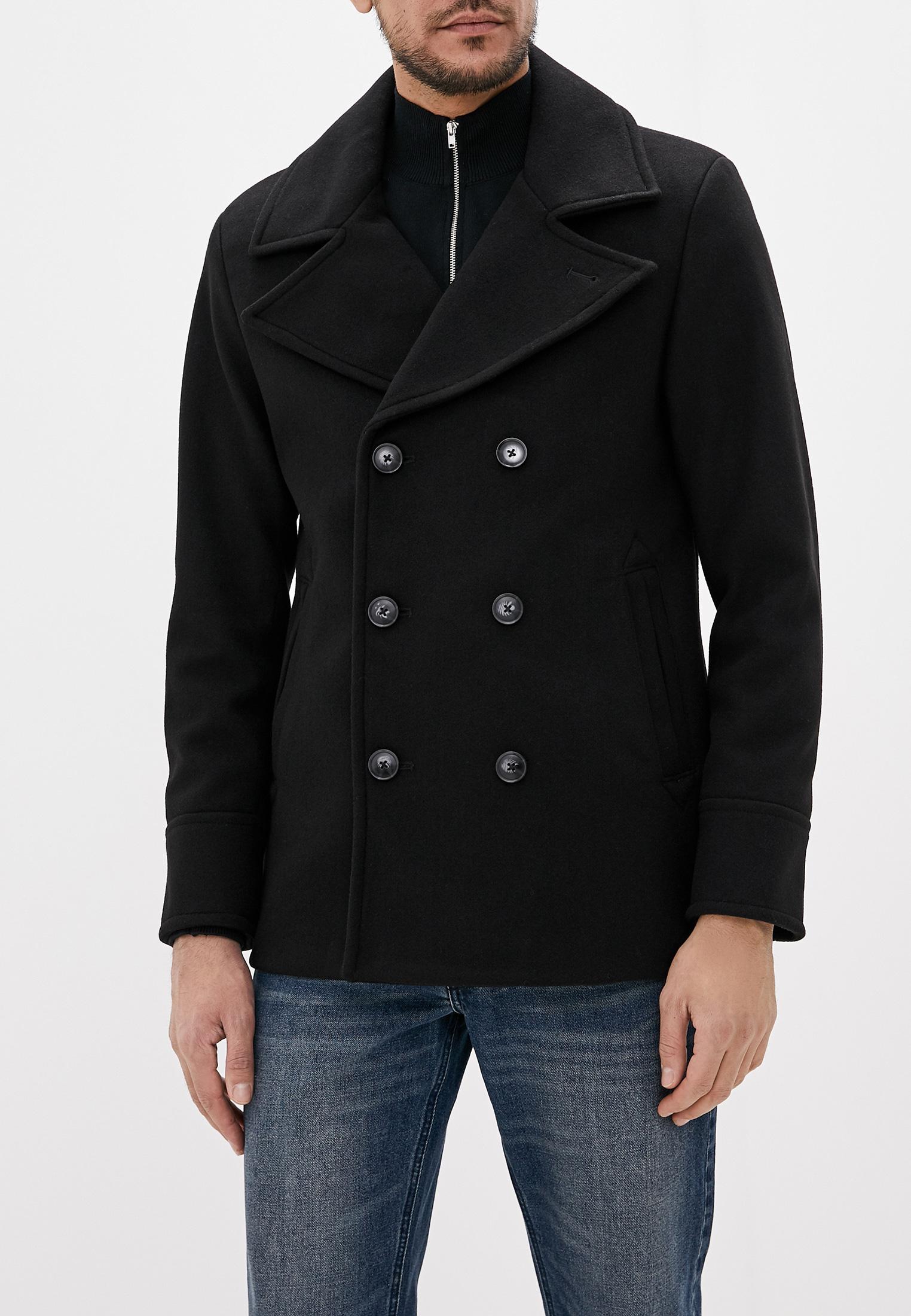 Мужские пальто Burton Menswear London 06W11PBLK