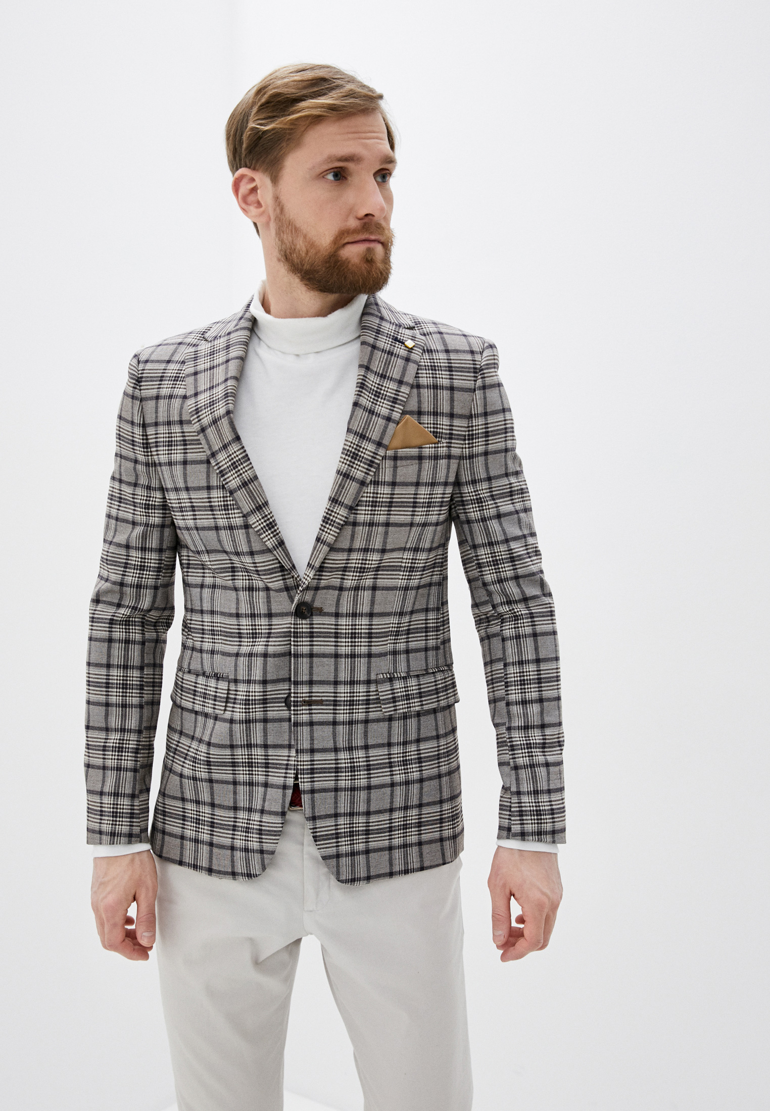 Пиджак Burton Menswear London 01J02QNAT