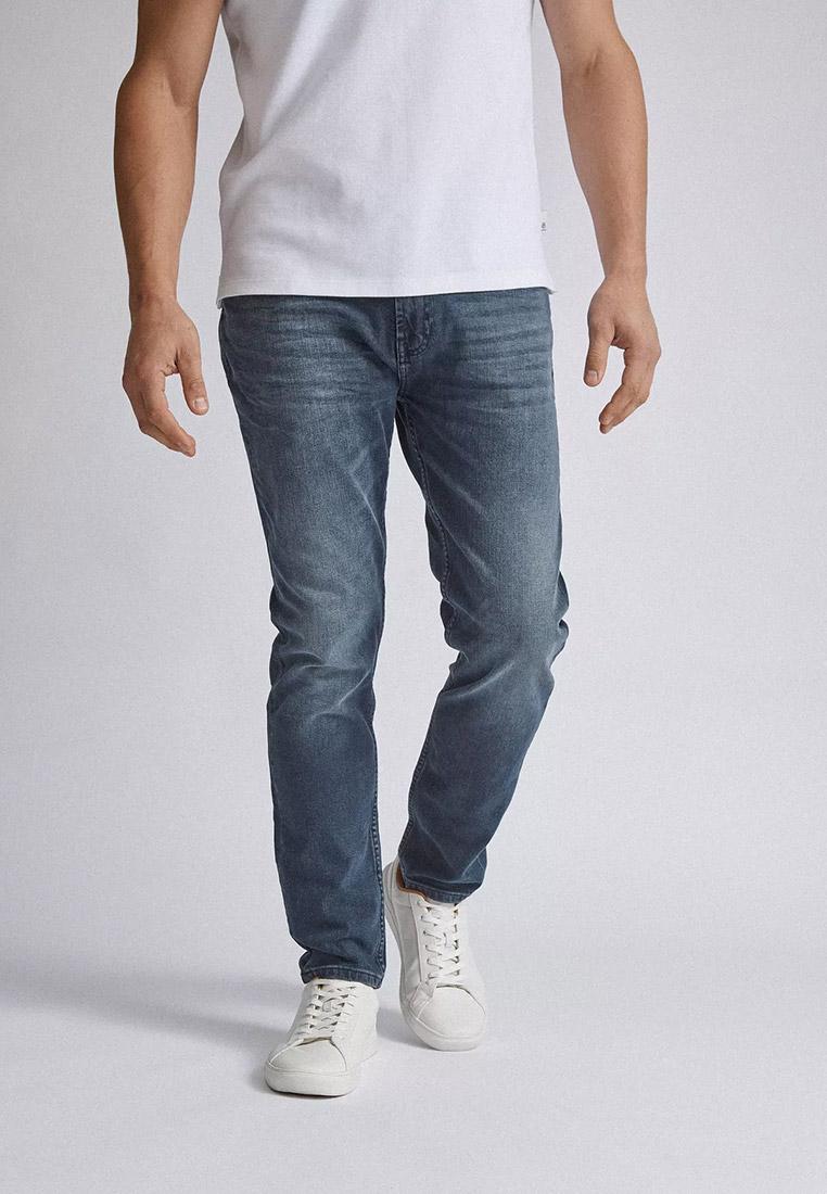 Зауженные джинсы Burton Menswear London 12A01QBLU