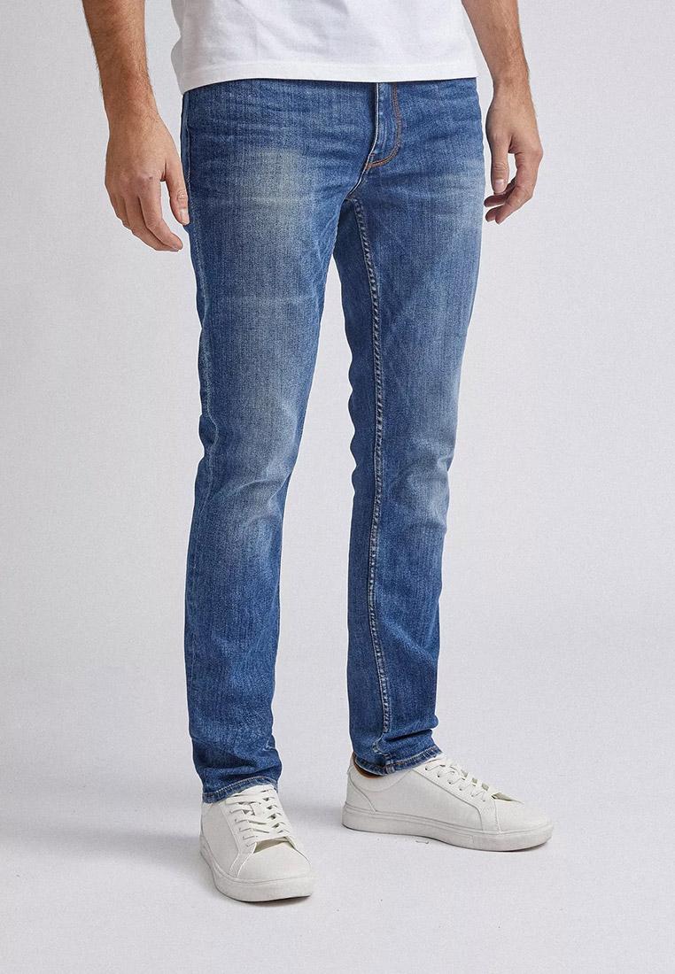 Зауженные джинсы Burton Menswear London 12K01QBLU