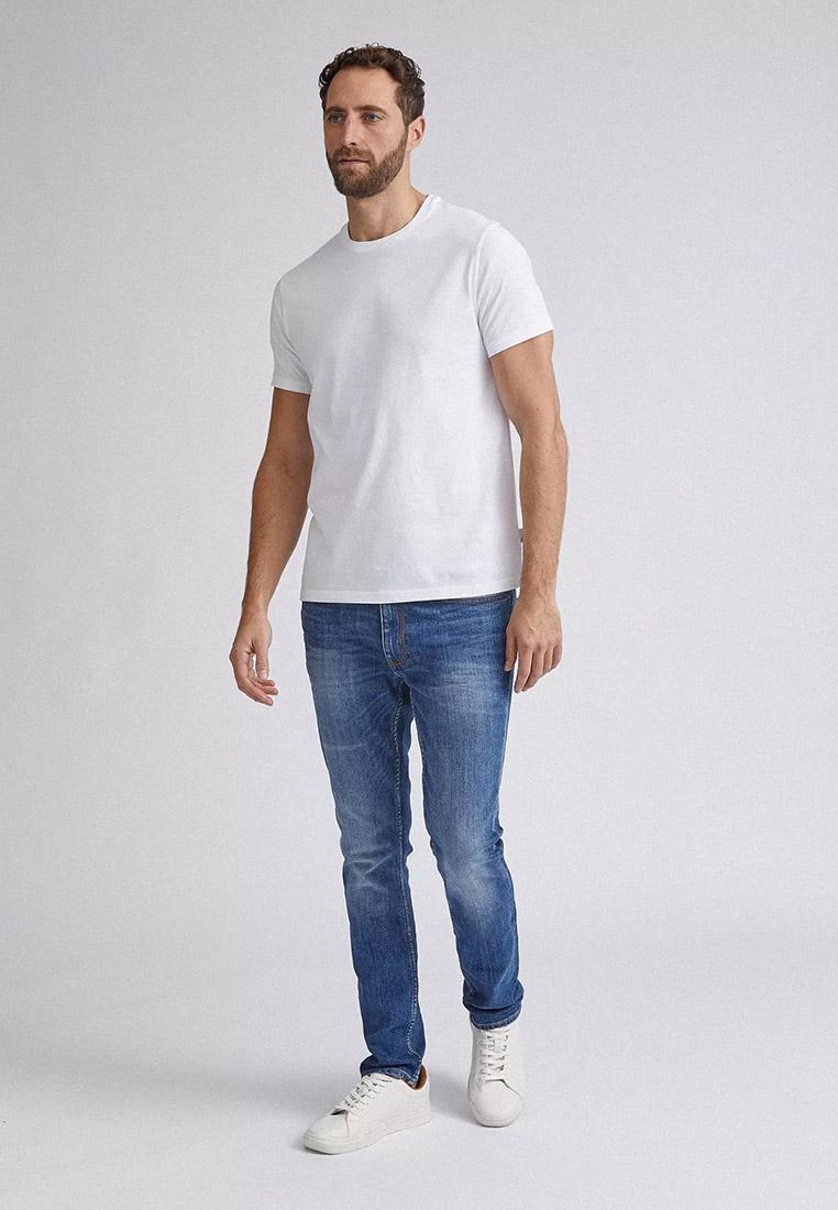 Зауженные джинсы Burton Menswear London 12K01QBLU: изображение 2