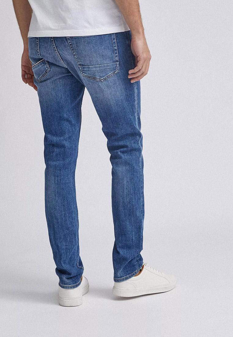 Зауженные джинсы Burton Menswear London 12K01QBLU: изображение 3