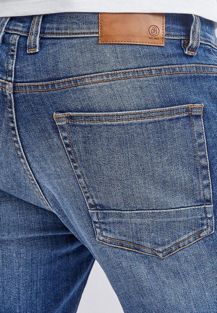 Зауженные джинсы Burton Menswear London 12K01QBLU: изображение 4