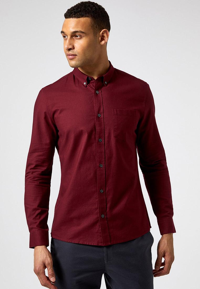 Рубашка с длинным рукавом Burton Menswear London 22O01QBUR