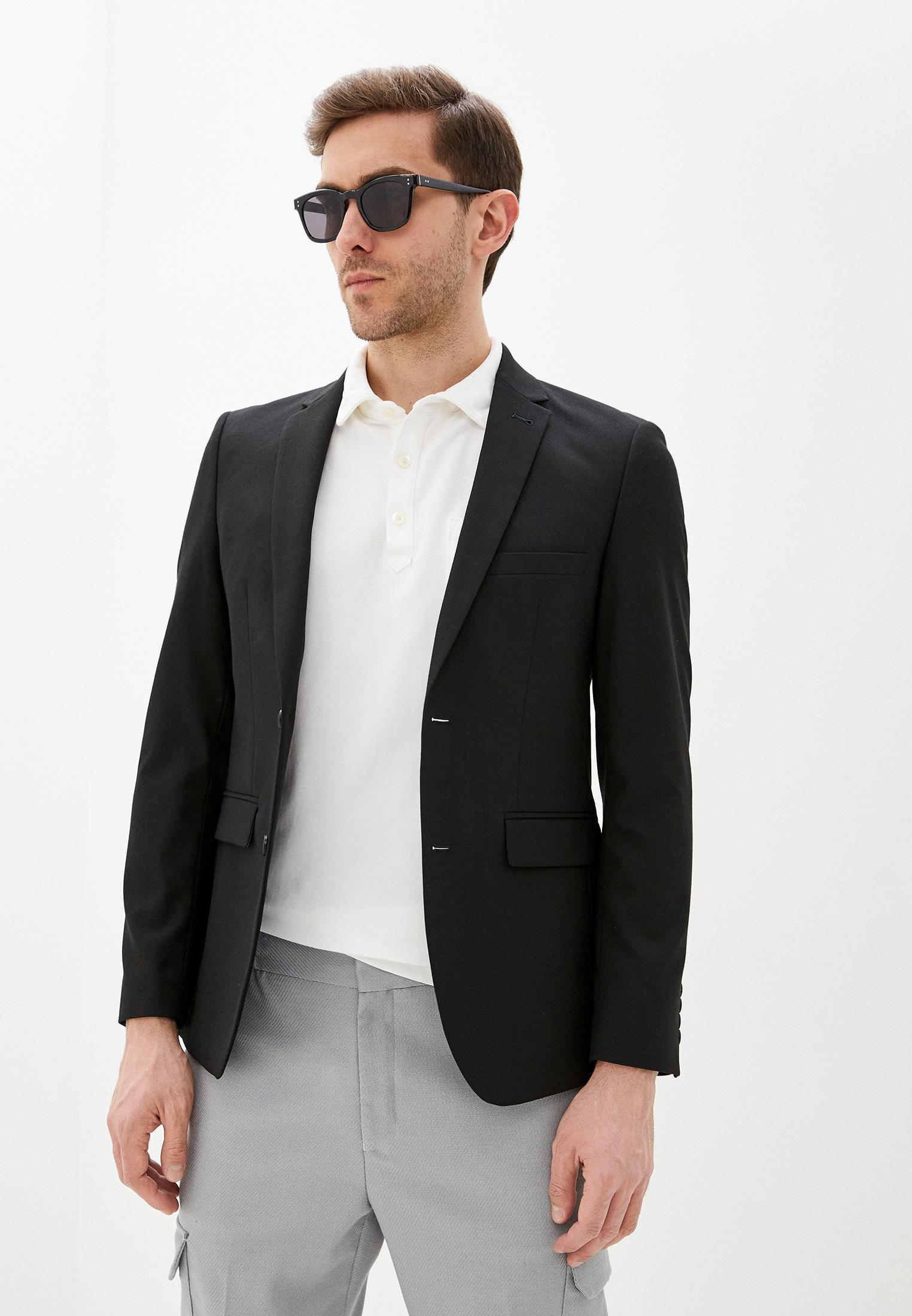 Пиджак Burton Menswear London 02K04PBLK