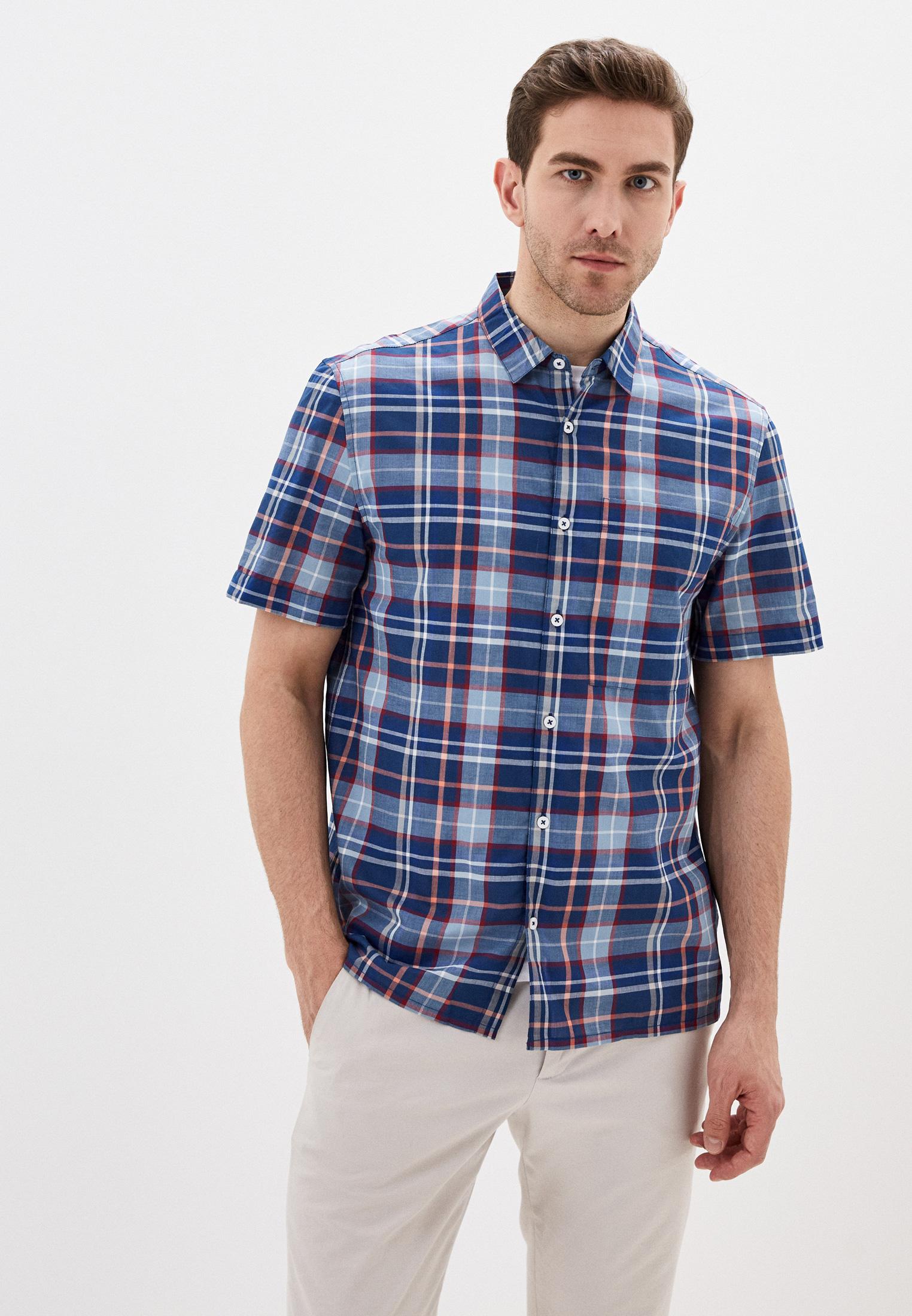 Рубашка с коротким рукавом Burton Menswear London (Бертон Менсвеар Лондон) 22C04QBLU