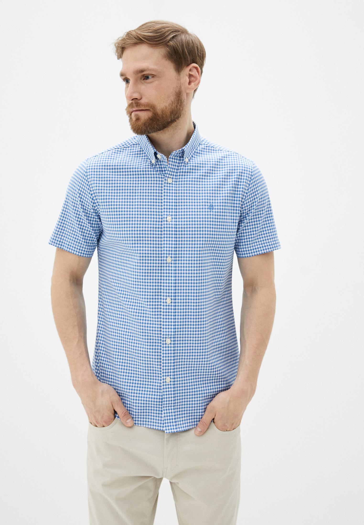Рубашка с длинным рукавом Burton Menswear London 22C05QBLU