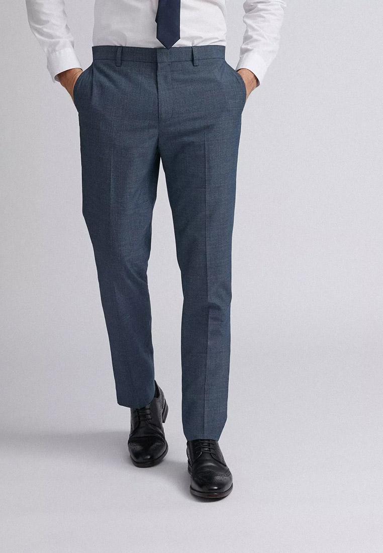 Мужские классические брюки Burton Menswear London 02S11QBLU